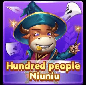 Hundred People Niuniu