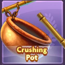 Crushing Pots