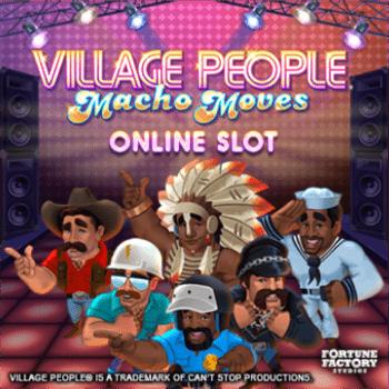 Village People® Macho Moves