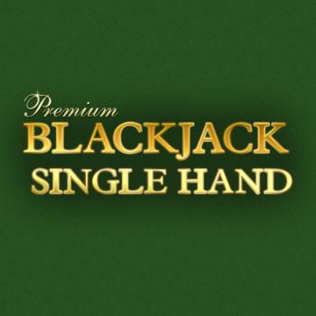 Premium Blackjack Single Hand