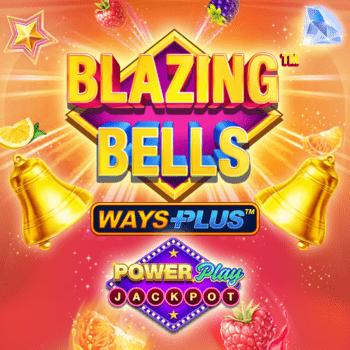 Blazing Bells PowerPlay Jackpot