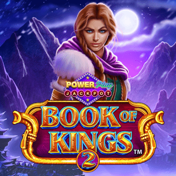 Book of Kings 2 PowerPlay Jackpot