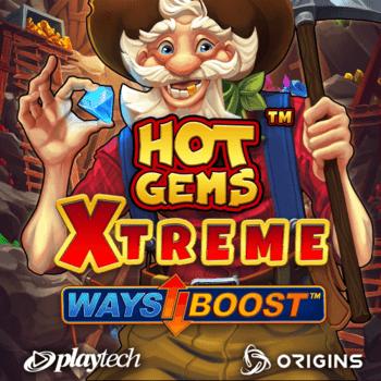 Ways Boost: Hot Gems™ Xtreme™