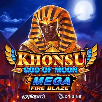 Mega Fire Blaze: Khonsu God of Moon