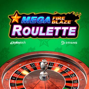 Mega Fire Blaze: Roulette